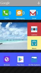 SquareHome.Phone (Launcher) Full v1.6.0 [Multi] [Apk]