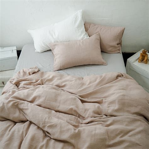 Best Linen Duvet Covers by Matteo Vintage Linen Duvet Cover Sweetgalas