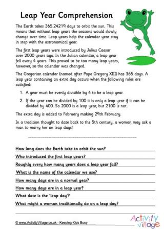leap future worksheet