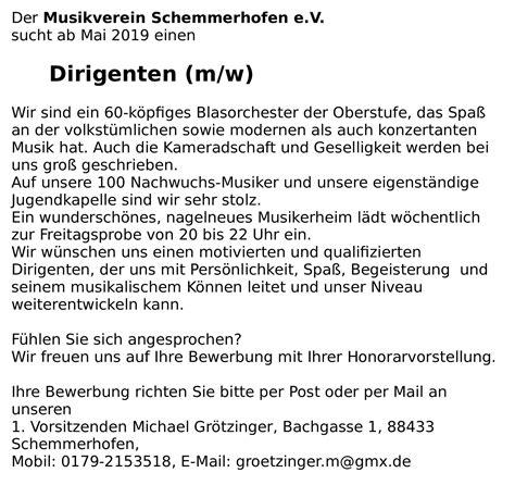 Sitemap  Musikvereinschemmerhofens Webseite
