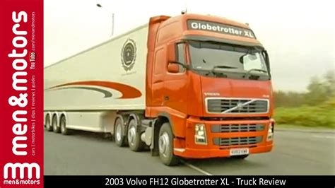 volvo fh globetrotter xl truck review youtube