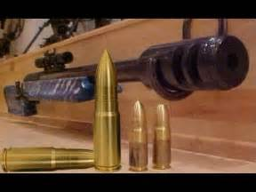 Largest Caliber Sniper Rifle