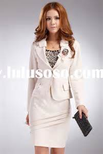 Women in Business Skirt Suits