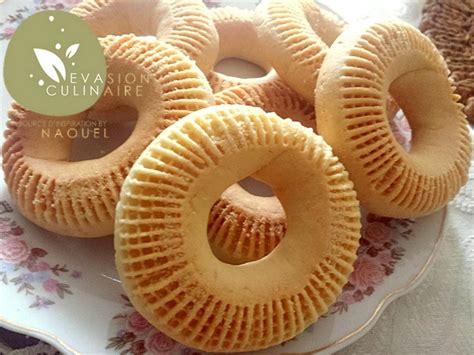 recette cuisine economique kaak nakach algerien