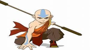 Meet Avatar Aang Avatar The Last Airbender Characters