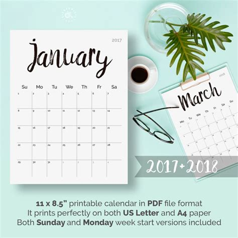 printable calendar desk calendar graphicbicycle home