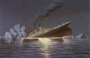 When Did The Sinking Of Lusitania Happen by Que Les Paso A Los Muertos Del Titanic Taringa