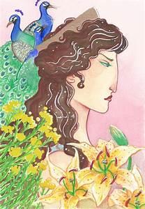 Greek Goddess - Hera Picture, Greek Goddess - Hera Image