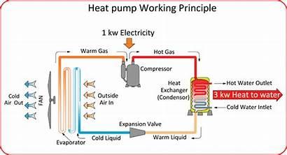 Heat Working Pumps Principle Water Source Venus