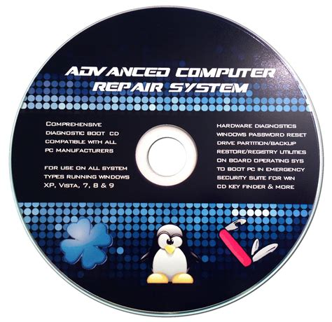 Ultra Recovery Boot Password Reset Cd Disc For