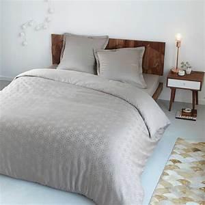 Parure De Lit Noel : parure de lit 240 x 260 cm en coton chlo maisons du monde ~ Preciouscoupons.com Idées de Décoration