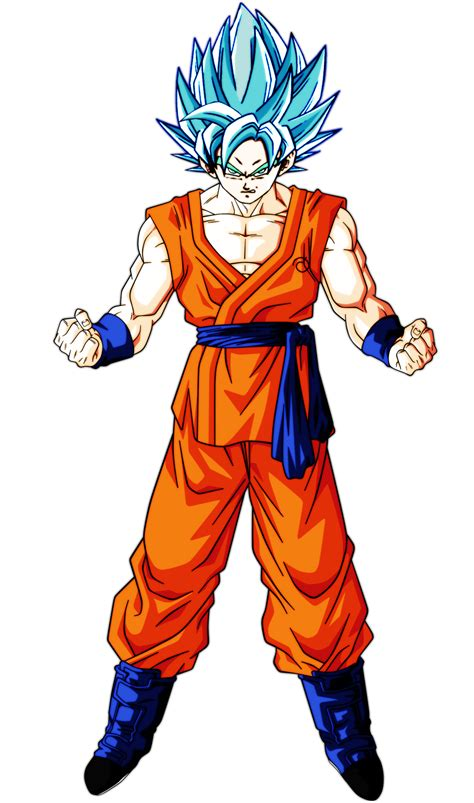 Super Saiyan God Goku Wallpaper Wallpapersafari