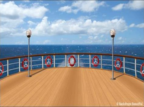 Boat Deck Clipart deck clipart ship deck pencil and in color deck clipart