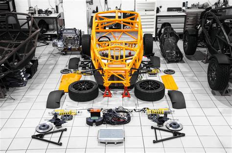 Build A Car by How To Build An Ariel Nomad Autocar