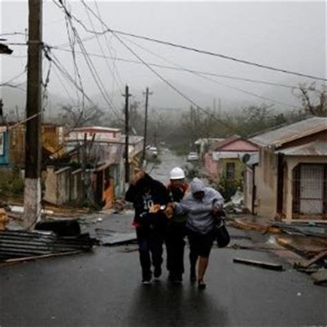 Several Dead In Puerto Rico And Total Loss Of Power As