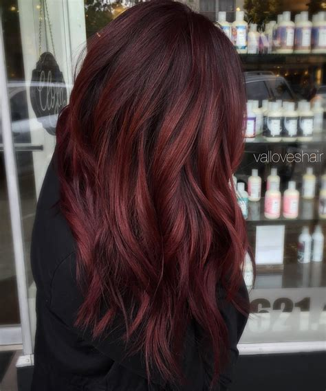 Maroon Braids And 4 Other Great Maroon Hair Styles Chick