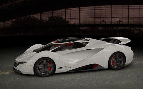 Manta Supercar Concept 2012
