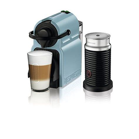 Shop the new range of nespresso coffee machines at filtercoffeemachine.co.uk. Nespresso by KRUPS Inissia Coffee Capsule Machine with Ae... https://www.amazon.co.uk/dp ...