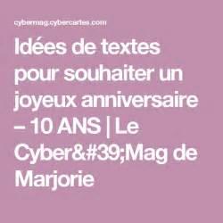 25 melhores ideias sobre joyeux anniversaire texte no