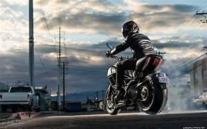 Ducati Diavel motorcycle desktop wallpapers 4K Ultra HD