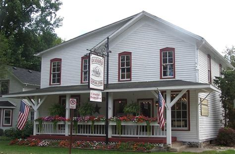 dixboro general store   oldest   kind  michigan