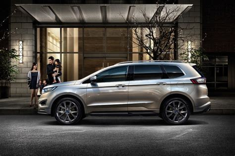 ford edge sport review redesign engine