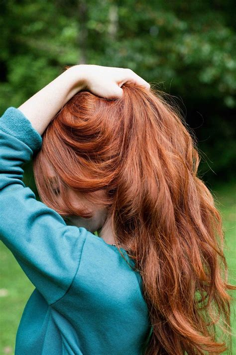 10 Things Every Redhead Wants To Hear On A Date Hair