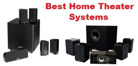 Top Best Home Theater Systems Complete Guide