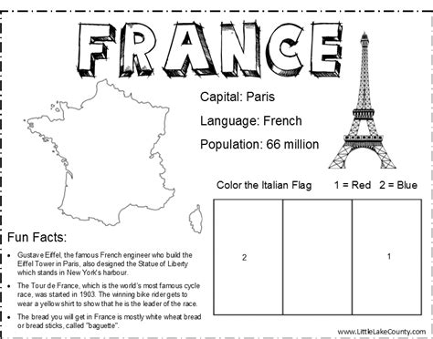 france activities for preschoolers global dining challenge for 748