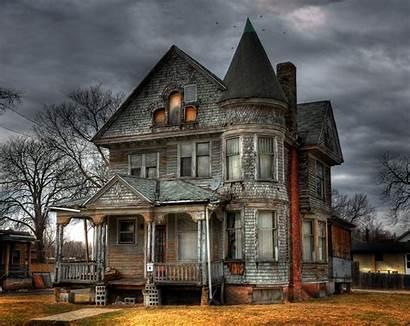 Houses Halloween Haunted Ghost Wazoo Grand Creepy