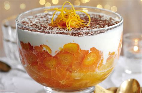 slimming worlds whisky orange trifle recipe goodtoknow