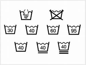 Symboles Lavage Vêtements : bien entretenir son linge de maison ~ Melissatoandfro.com Idées de Décoration
