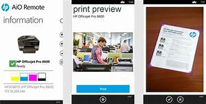 print from your windows phone with this app from hp With print documents from phone