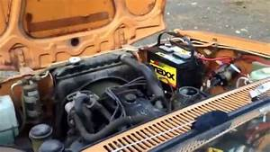 Chevy Luv 1976 Engine Idle    Carb Won U0026 39 T Rev Or Die