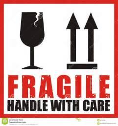 Signs Fragile Labels Printable