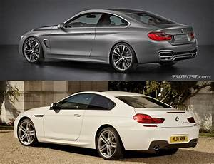 Bmw Serie 3 Forum : sibling bmw coupes compared f32 4 series concept vs f13 6 series ~ Medecine-chirurgie-esthetiques.com Avis de Voitures