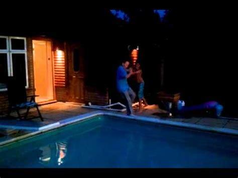 Swimming Pool Prank Youtube