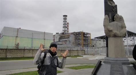 chernobyl ukraine backpackers union