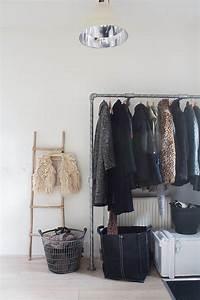 Portant Vetement Pas Cher : portant pour vetement ~ Dailycaller-alerts.com Idées de Décoration