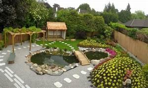 Deco Jardin Japonais : deco jardin japonais pas cher ~ Premium-room.com Idées de Décoration