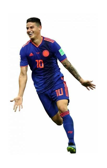 James Rodriguez Render Footyrenders Football Soccer Colombia