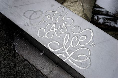 graffiti artist faust draws calligraphic messages