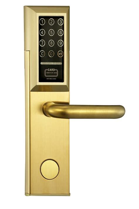 code door lock smart cards door lock pin code lock electronic door lock