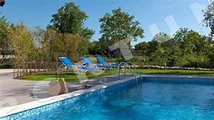 Haus Mit Schwimmbad : komplett m blierte haus mit schwimmbad in s distrien ~ Frokenaadalensverden.com Haus und Dekorationen