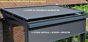 Rideau De Toit Pour Veranda : avis sur le store brustor b 127 pour toiture de v randa ou le b 126 ~ Melissatoandfro.com Idées de Décoration