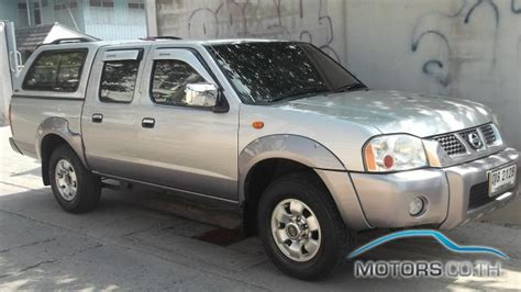 Nissan Big by Nissan Big M Frontier 1 2 2002 Motors Co Th