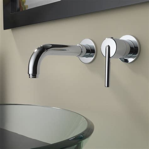 kitchen sink faucets ratings delta trinsic single handle wall mount bathroom faucet