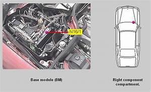 2001 Sl500 Has Engine Light On  Following Fault Codes  P0135 P0141 P0155 P0161 P0443 P0446 P1400