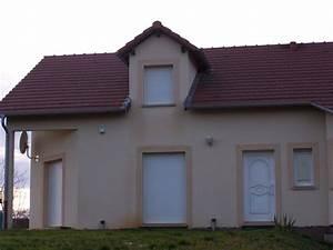 124 le chien assis sans le toit devant maison avec With maison avec chien assis
