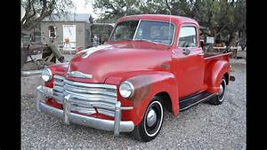1950 Chevrolet 5 Window Pickup  Classic Shortbed Truck